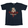 Van Halen 1984 Smoking T-Shirt-Cyberteez