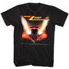ZZ Top Eliminator Black T-Shirt-Cyberteez