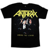 Anthrax Among The Living T-Shirt-Cyberteez