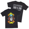 Guns N Roses Appetite For Destruction Tour 1988 T-Shirt-Cyberteez