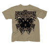 Black Crowes 2 Crows T-Shirt-Cyberteez
