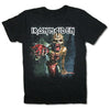 Iron Maiden Book Of Souls North American Tour T-Shirt w/ Dates-Cyberteez