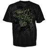 Chris Kyle Frog Foundation Kryptek Defender American Sniper T-Shirt-Cyberteez