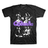 Cinderella Group Photos Glam Band T-Shirt-Cyberteez