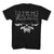 Danzig Skull Distressed Misfits T-Shirt