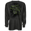 Chris Kyle Frog Foundation Kryptek Defender LONGSLEEVE American Sniper T-Shirt-Cyberteez