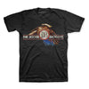 Doobie Brothers Eagle T-Shirt-Cyberteez