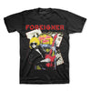 Foreigner Juke Box Hero T-Shirt-Cyberteez