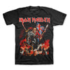 Iron Maiden Horse Rider Trooper North America Tour 2012 w/ Dates T-Shirt-Cyberteez
