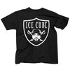 N.W.A NWA Ice Cube Raiders Logo Lench Mob Compton T-Shirt-Cyberteez