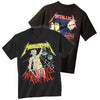 Metallica And Justice For All T-Shirt-Cyberteez