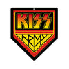 KISS Army Logo Air Freshener-Cyberteez