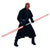 Star Wars Darth Maul DOUBLE RED SITH LORD Sith Lord Lightsaber