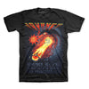 Journey Live At The Cow Palace San Francisco CA T-Shirt-Cyberteez