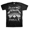 Metallica Damage Inc On Tour 1986 T-Shirt-Cyberteez
