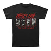 Motley Crue Too Fast For Love T-Shirt-Cyberteez