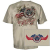 Chris Kyle Frog Foundation Kryptek Pride Patriot American Sniper T-Shirt-Cyberteez