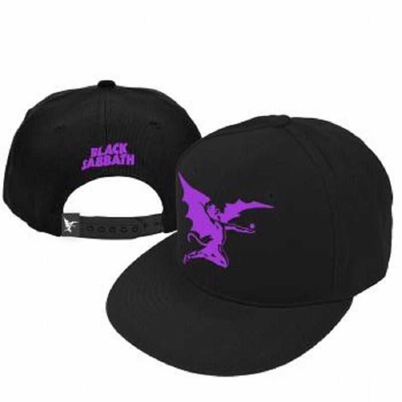 Black Sabbath Creature New Era 9Fifty Snapback Hat Cap - Cyberteez 382633c7661
