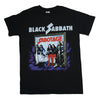 Black Sabbath Sabotage Album Cover Distressed T-Shirt-Cyberteez