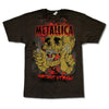Metallica Shortest Straw And Justice For All T-Shirt-Cyberteez