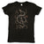 Alice In Chains Serpent Stack Snake Women's T-Shirt