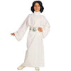 Star Wars Deluxe Princess Leia Girls Kids Youth Child Size Costume w/ Wig-Cyberteez