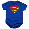 Superman Logo Baby Kids Infant Childrens Onesie-Cyberteez