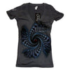 Tool Band Spiral Eye Women's T-Shirt-Cyberteez