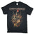 Disturbed Vengeful One Firebird 2016 Tour T-Shirt w/ Dates