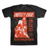 Motley Crue Too Fast For Love '82 Tour Whisky A Go Go Hollywood CA T-Shirt-Cyberteez