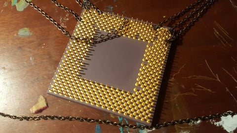 CPU Necklace &&/or Earring Combination