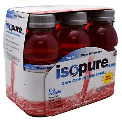 Nature's Best Zero Carb Isopure Plus RTD