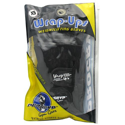 Progryp Wrap-Ups Weightlifting Gloves