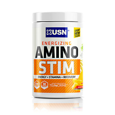 Ultimate Sports Nutrition Cutting Edge Series Amino Stim