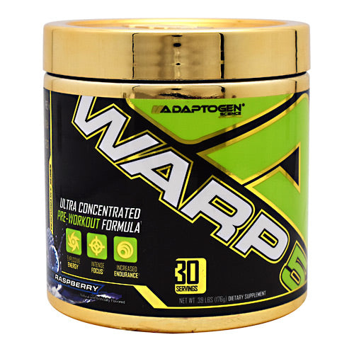 Adaptogen Science Warp-5