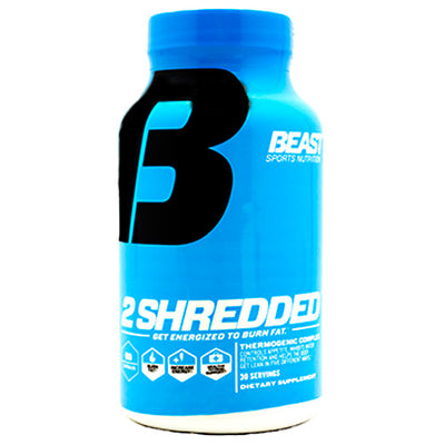 Beast Sports Nutrition 2 Shredded