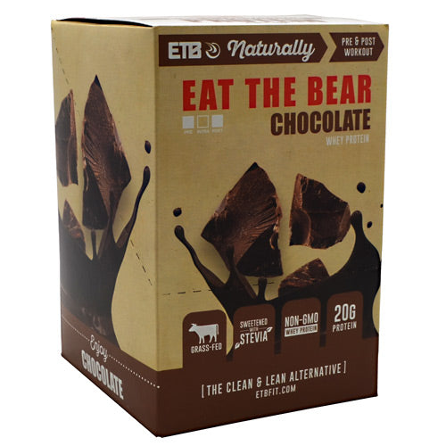 Eat The Bear Eat The Bear Naturally Protein