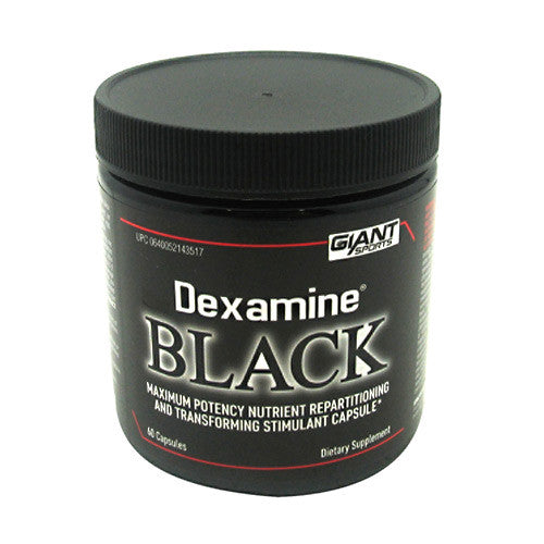 Giant Sports Products Dexamin Black