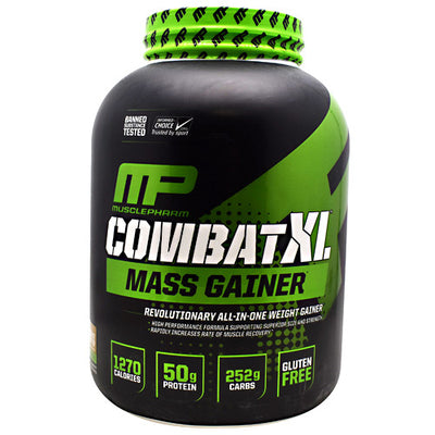 MusclePharm Sport Series Combat XL Mass Gainer