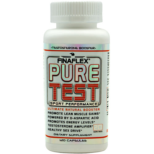 Finaflex (redefine Nutrition) Pure Test