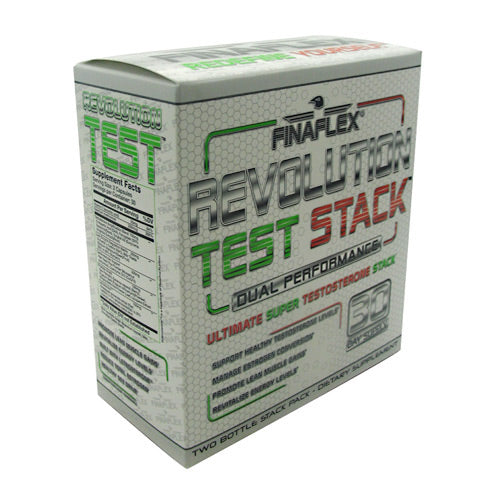 Finaflex (redefine Nutrition) Revolution Test Stack
