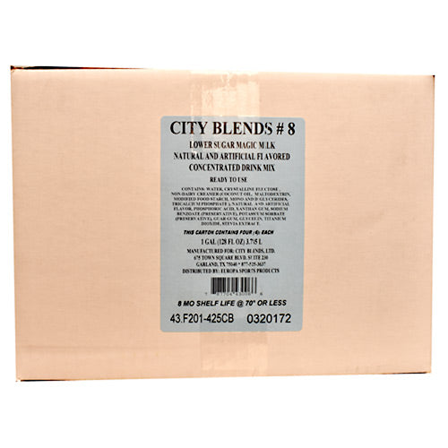City Blends Concentrated Drink Mix, Magic Milk