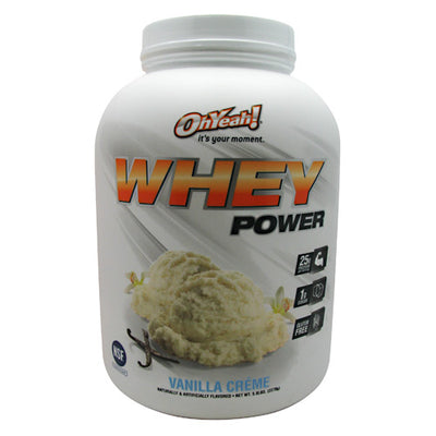 ISS Oh Yeah! Whey Power