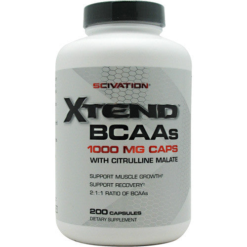 Scivation Xtend BCAA Caps