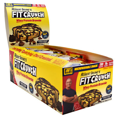 Fit Crunch Whey Protein Brownie