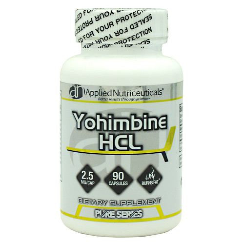 Applied Nutriceuticals Pure Series Yohimbine HCL