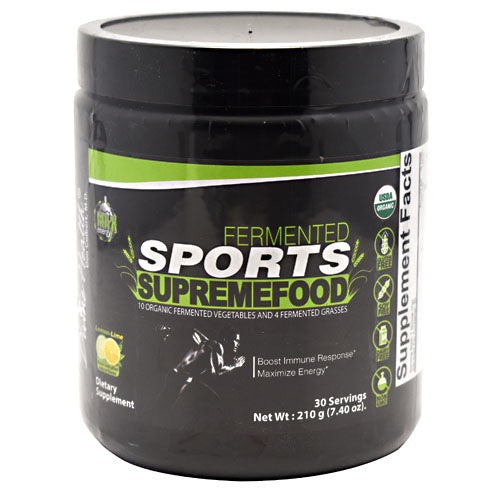 Divine Health Fermented Sports Supremefood