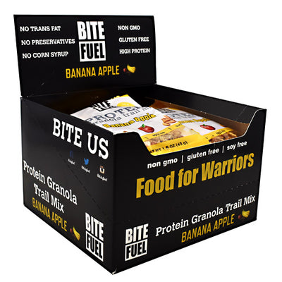 Bite Fuel Protein Granola Trail Mix