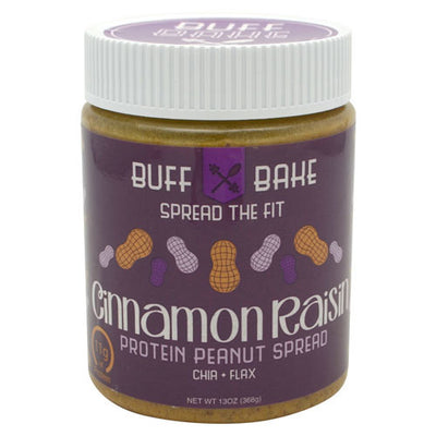 Buff Bake Protein Peanut Butter Spread