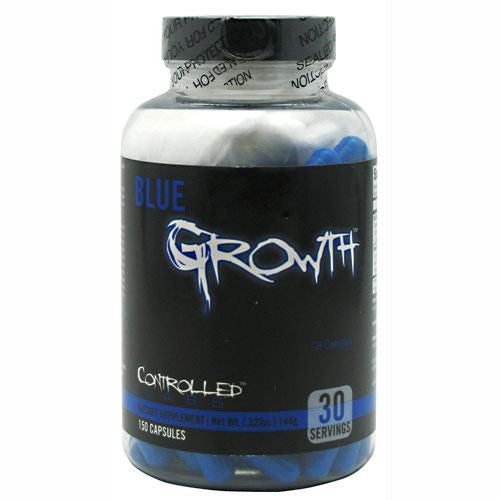 Controlled Labs Blue Growth